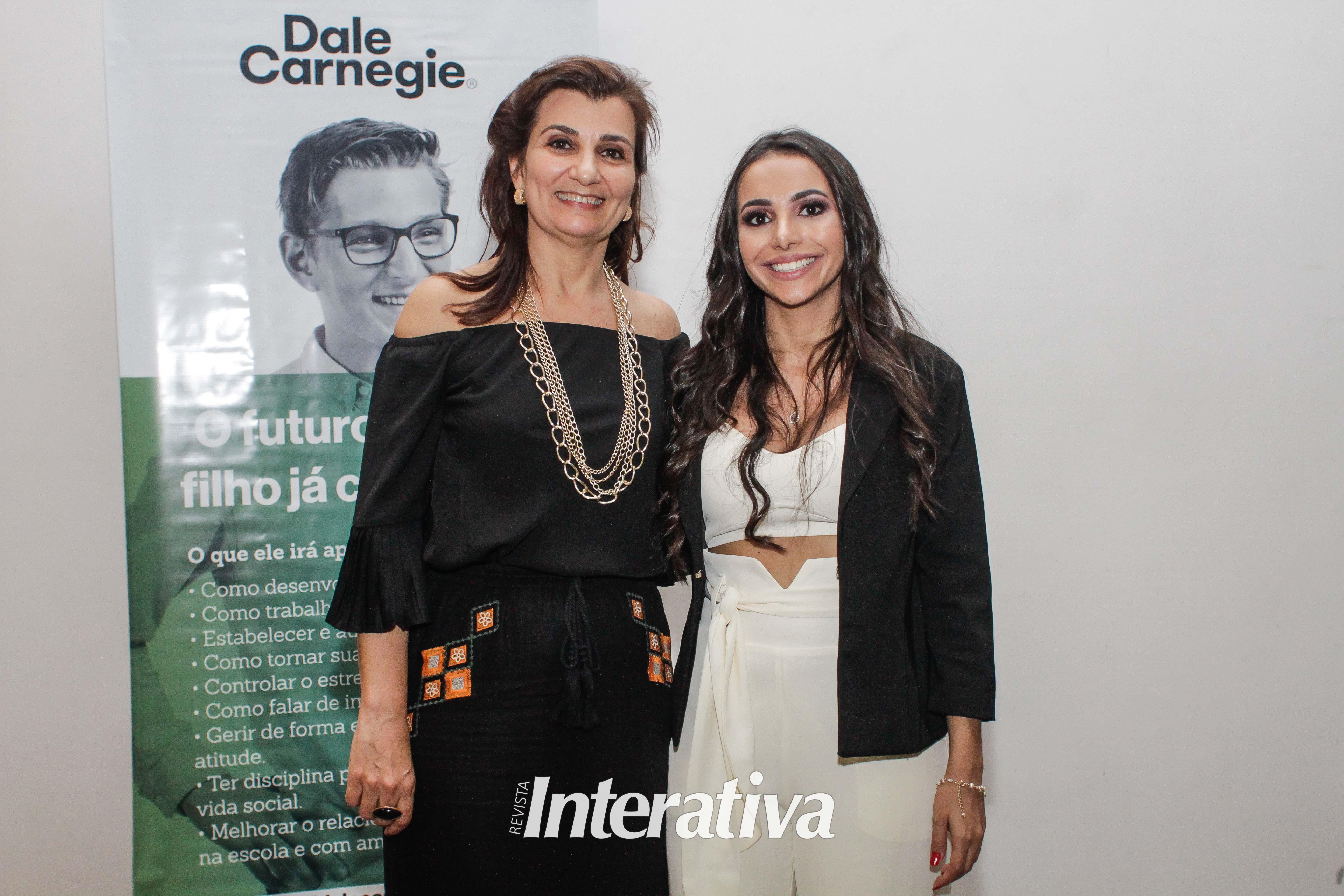 Eliete Palma, Diretora e Rafaela Galvão, Trainer