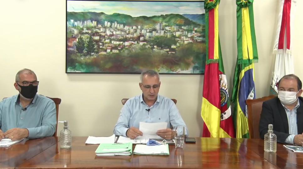 Prefeitura lança Pacote de Apoio ao Setor Produtivo