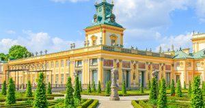 Palácio Wilanów