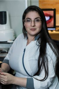 Silvana Trindade, técnica de prótese dentária