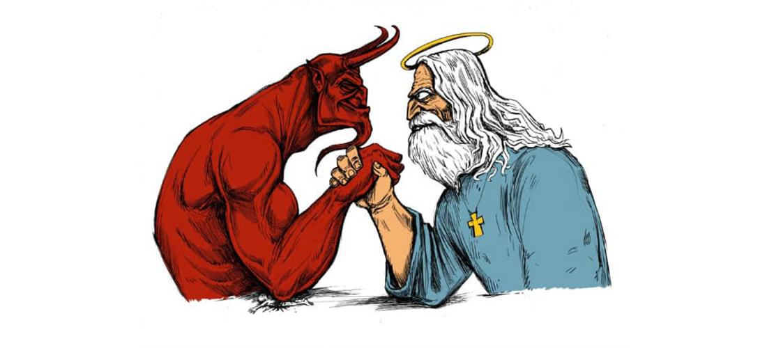 Mais esperto que o Diabo